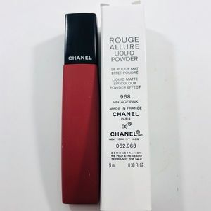 Chanel Rouge Allure Liquid Powder Lipstick